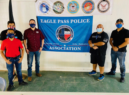 Eagle Pass police endorse Tony Gonzales — a strong Law Enforcement advocate
