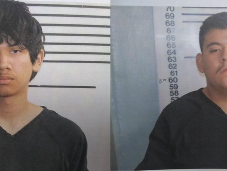 Arrested: Pair Accused Of Robbing Juvenile At Gunpoint