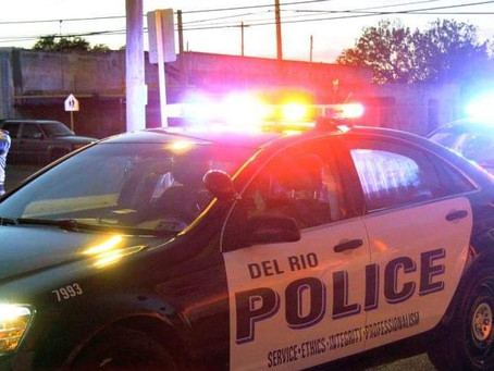 Del Rio police arrests couple on possession of controlled substance, prostitution charges