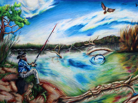 EPHS student wins TX-23 Art Competition