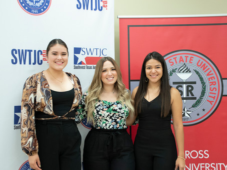 SWTJC and SRSU Announce the First Noyce Scholars; Three Border Women