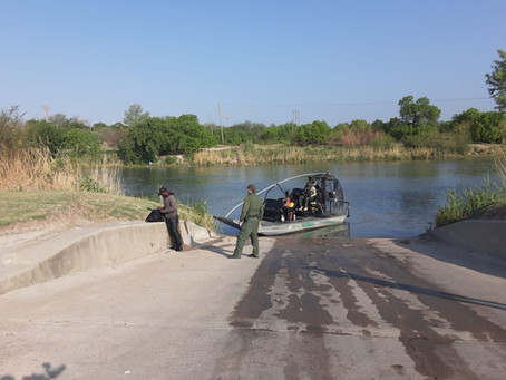 Migrant rescued from Rio Grande moments before delegation of Congress arrived