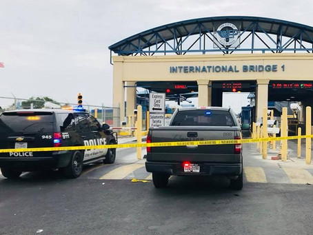 EPPD arrests man who physically assaulted an Int'l Bridge security guard