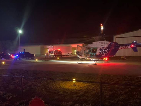 Dimmit County Sheriff's Deputy airlifted to SA hospital after being shot by a wanted fugitive