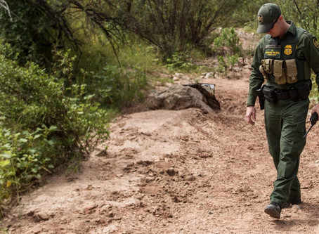 Border Patrol agents in Eagle Pass rescue over 40 lost illegal immigrants