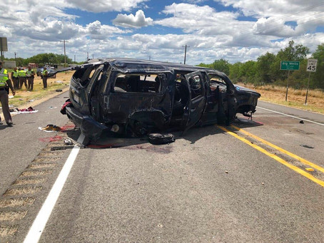 EP man, 23, pleads guilty, faces life term for deadly smuggling run in Dimmit County