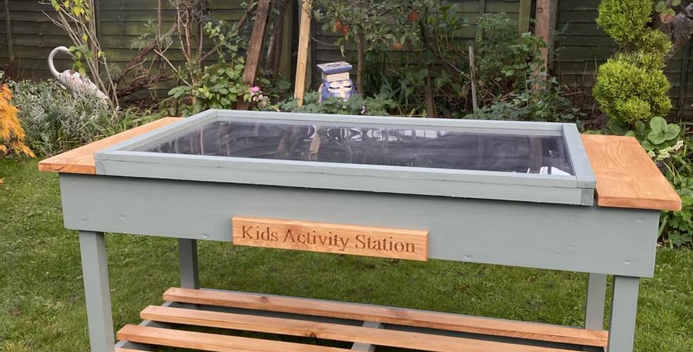 Christmas Kids Activity Station