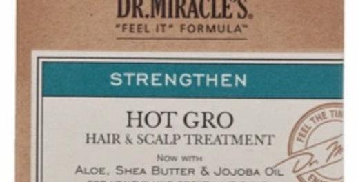 Dr. Miracle Hot Gro Jar 4oz Regular