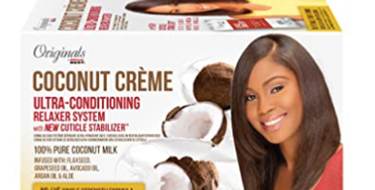 Aunt Jackie's Originals By Africa's Best Coconut Creme Ultra-Conditioning