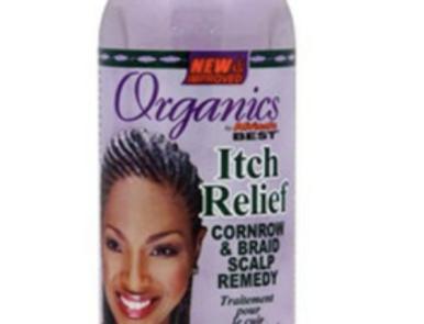 Africa`s Best-Itch Relief Cornrow & Braid Scalp Remedy