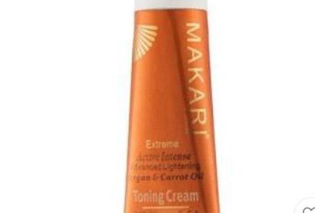 MAKARI EXTREME CARROT & ARGAN Extreme Toning Cream 50g