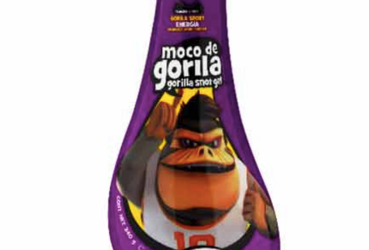 Gorila Sport Snot Hair Gel