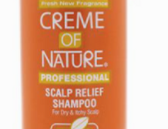 Creme Of Nature Red Clover/Aloe Scalp Relief Champú 946ml