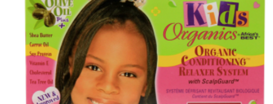 Africa's Best | Kids Organics | Relaxer System Coarse