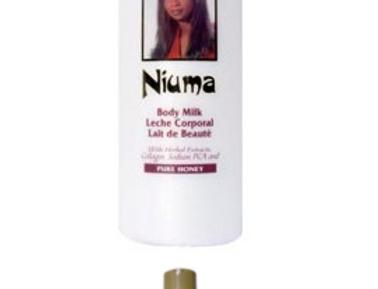 Niuma Sunscreen Pink Top 500ml