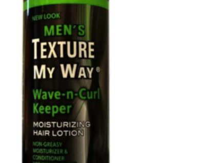 TMW Mens Wave-N-Curl Keeper 8oz