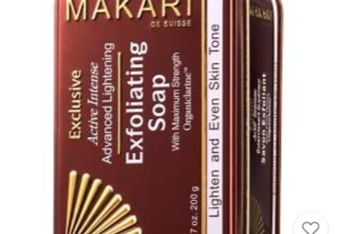 Cleansers, Exfoliators and Toners Makari Exclusive Soap200g