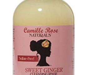 Sweet Ginger Cleansing Rinse 12oz