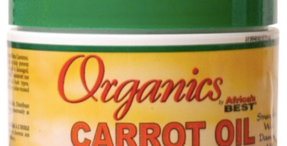 Africa's Best Organic Carrot Oil Cream 7.5oz