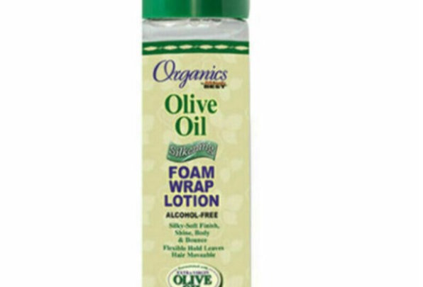 Organics Foam Wrap Lotion 8.5oz