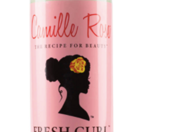 Fresh Curl Hair Smoother 8oz