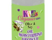 Olive & Soy Growth Lotion 8oz
