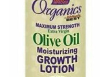 Organics Growth Lotion 12oz