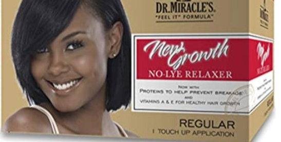 DR MIRACLE Relaxer Kit Regular