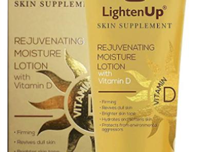 LightenUp Rejuvenating Moisture Lotion With Vitamin D 200ml