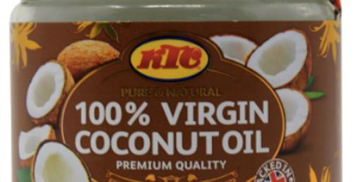 Virgin Coconut Oil Jar 500ml
