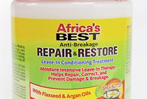 Africa's Best Anti-Breakage Repair and Restore Leave-In Conditioner Hair