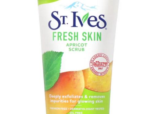 St Ives Apricot Scrub 6oz