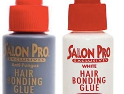 Salon Pro 30 Second Hair Bonding Glue Package