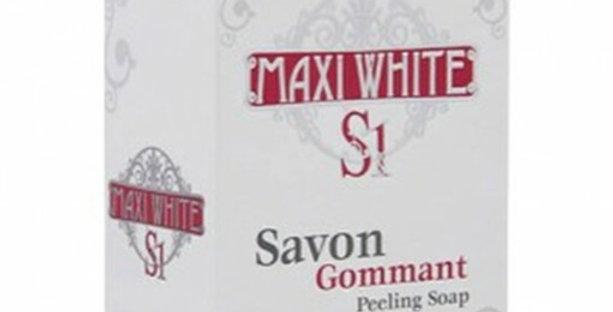 Maxi White Whitening Soap 200g