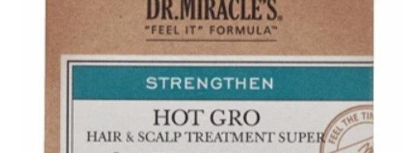 Dr. Miracle Hot Gro Jar 4oz Super
