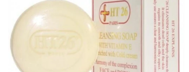 HT26 Purifying Vit E Cleansing Soap 150g