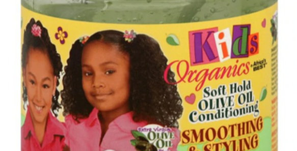 Organics Kids Styling Gel 15 oz