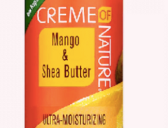 Mango & Shea Butter Shampoo 12oz