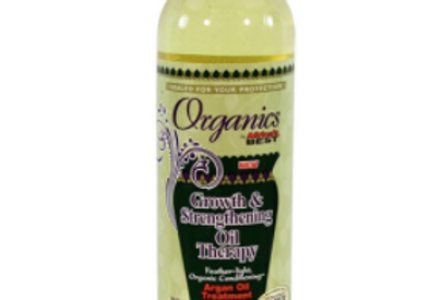 Africa's Best | Olive Oil | Growth & Strengthening Oil Therapy (8oz)