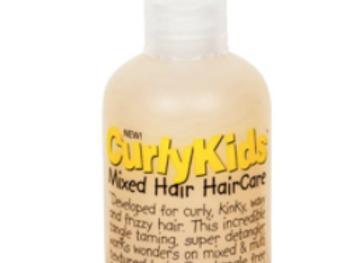 CurlyKids| Mixed Texture Hair Care | Super Detangle Spray (6oz)