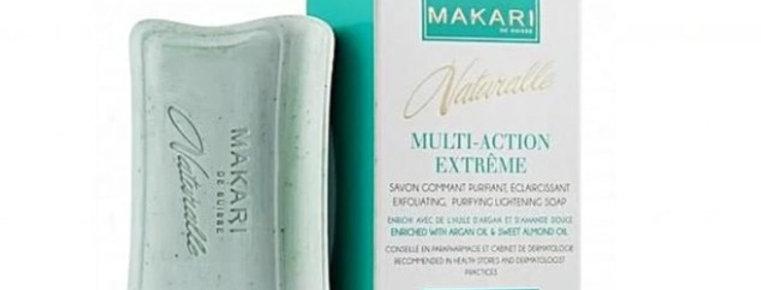 Makari Naturalle Multi-Action Extreme Lightening Soap