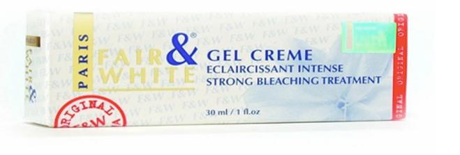 Gel Tube White 30ml