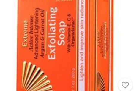 makari extreme carrot and argan oil Extreme Toning Soap 200g