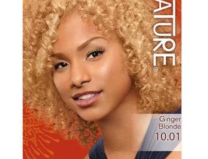 CREME OF NATURE ARGAN COLOR Argan Oil 10.01 Ginger Blonde