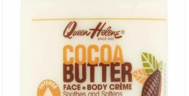 Cocoa Butter Cream Small