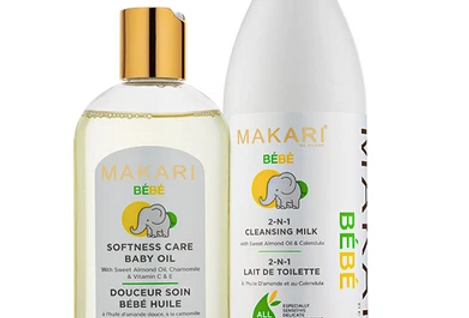Makari Baby Nourish Skin Duo (2 pc set)