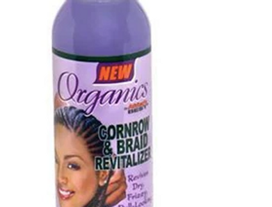 Africa's Best | Cornrow & Braid Revitalizer (6oz