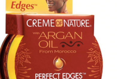 Argan Oil Perfect Edges Jar 2.5oz