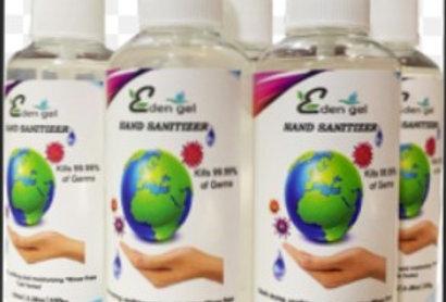 Eden Hand Sanitizer Gel 250 ml