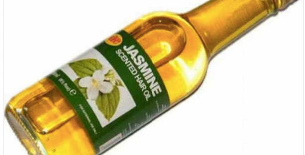 Pure Jasmine Hair Oil Bottle 250ml